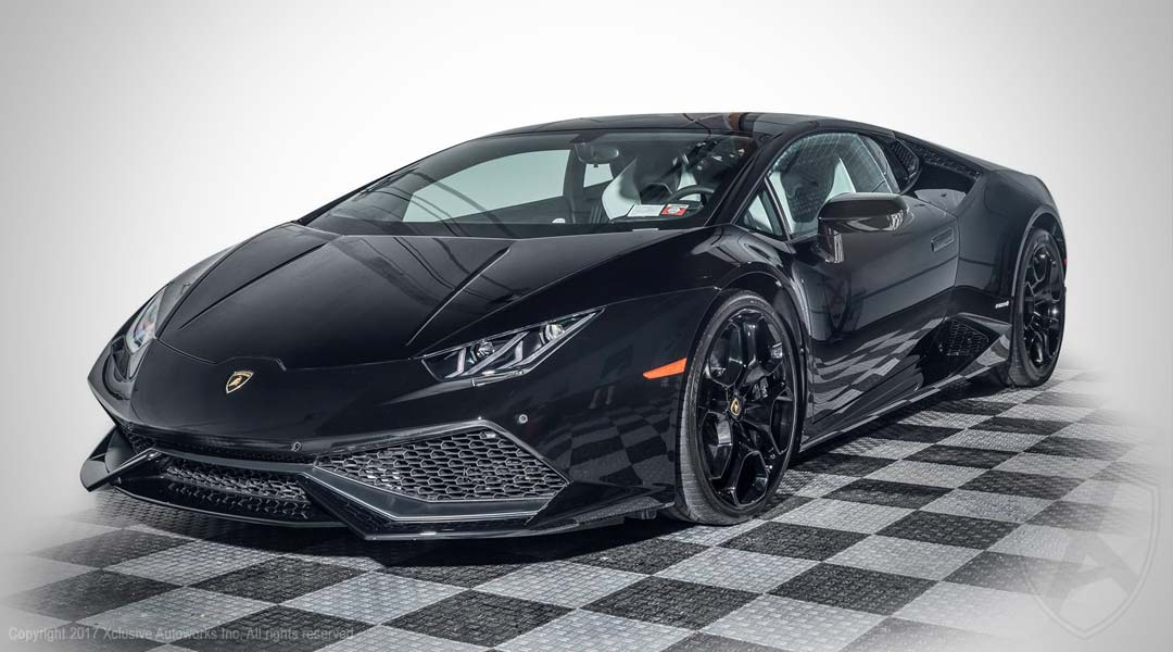 Huracan CQuartz Finest New York
