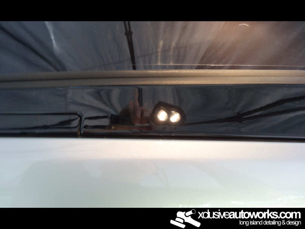 Tesla Paint Correction
