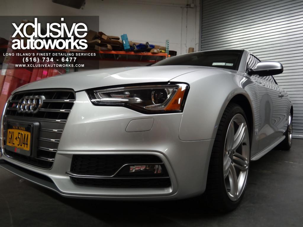 Audi S5 Opti-Coat Long Island