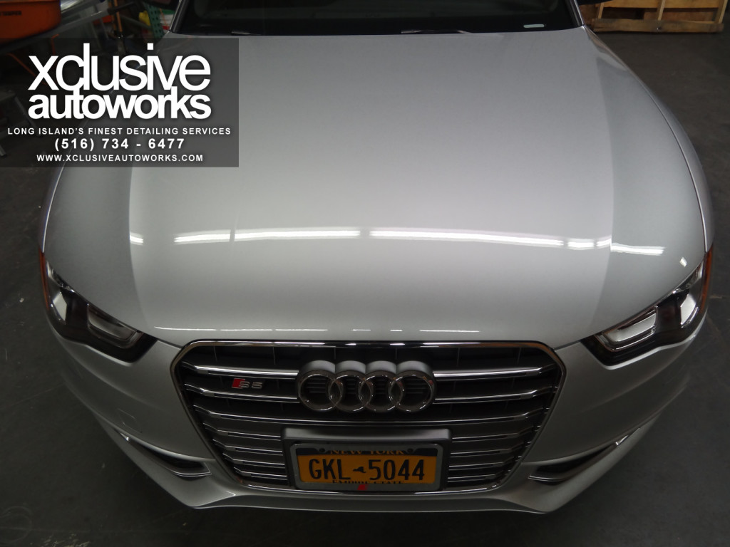 Audi S5 After Paint Correction