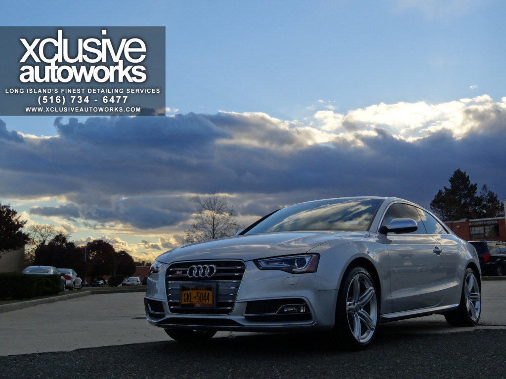 Audi S5 Opti-Coat Gloss