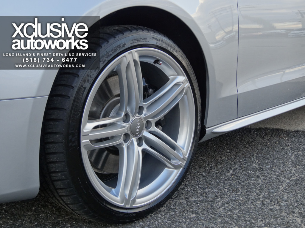 Audi S5 Opti-Coat Wheels