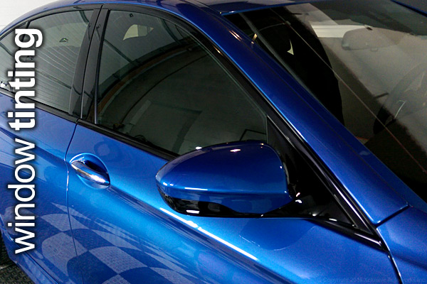 Auto tinting on Long Island